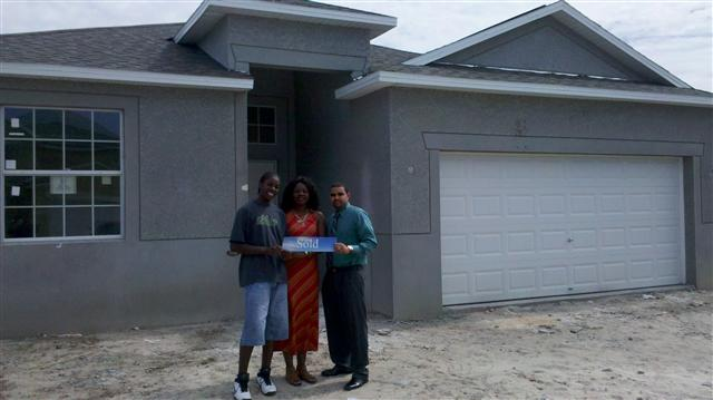 """Thank you so much Brian for assisting me with the purchase of my brand new home!"""